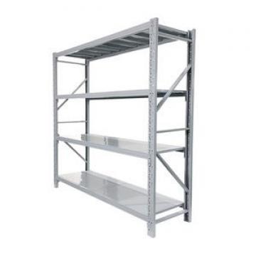 Bas-060 Light Duty 6 Tiers Metal Warehouse Rack Storage Shelves
