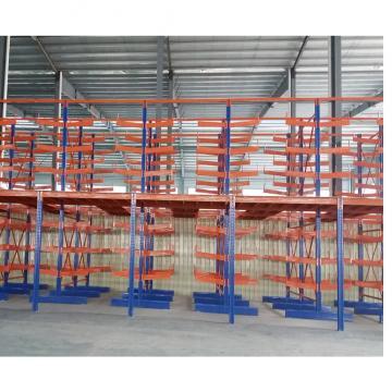Custom Made 300kg Steel Mezzanine Shelf