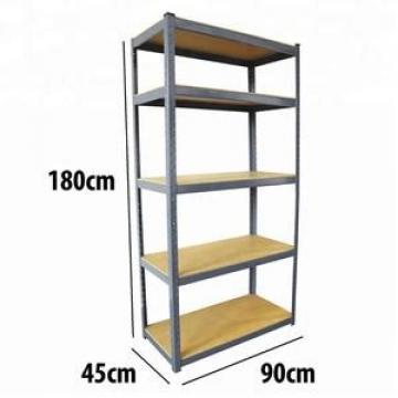 Heavy Duty Steel 5 Level Garage Shelf Metal Storage Adjustable Shelves Unit