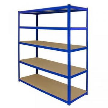 Heavy Display Adjustable Rivet Rack Supermarket/Warehouse Steel Metal Shelving