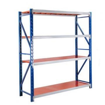 Ebiltech Adjustable Metal Shelving Industrial Storage Heavy Duty Rack Warehouse System
